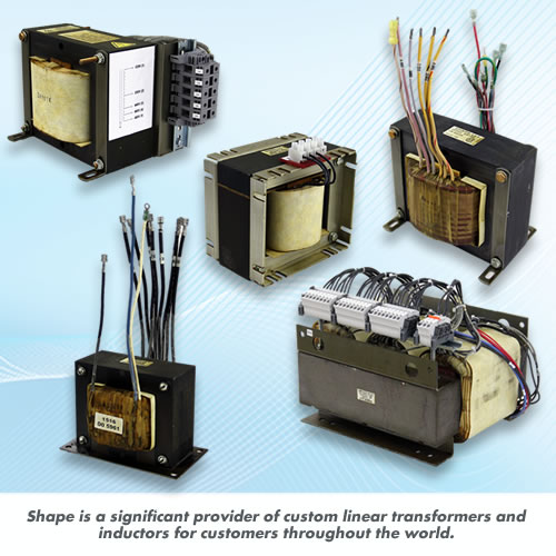 Isolation / Auto / Inductor Transformers